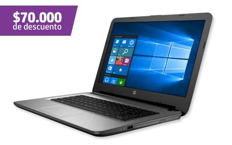Notebook HP 14-AC110LA