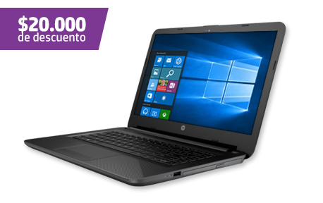 Notebook HP 250