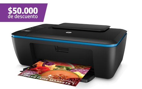 Impresora todo-en-uno HP DeskJet Ink Advantage Ultra 2529