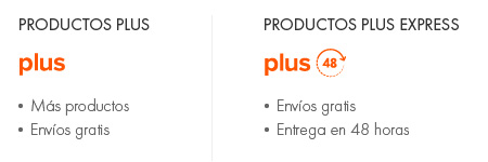 Productos Plus 1